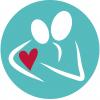 prettig bevallen logo icoon
